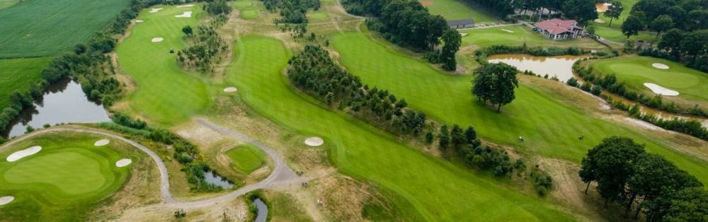 golfclub de koepel fairway golftravel